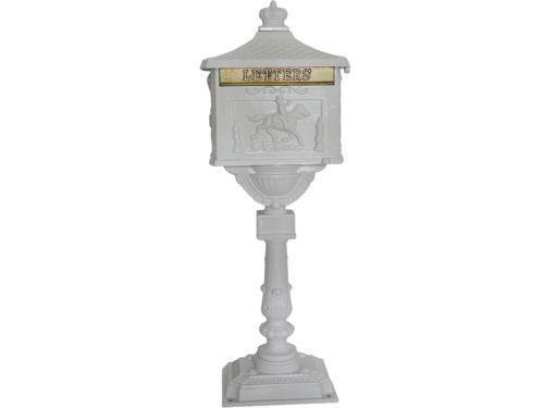 pedestal mailbox