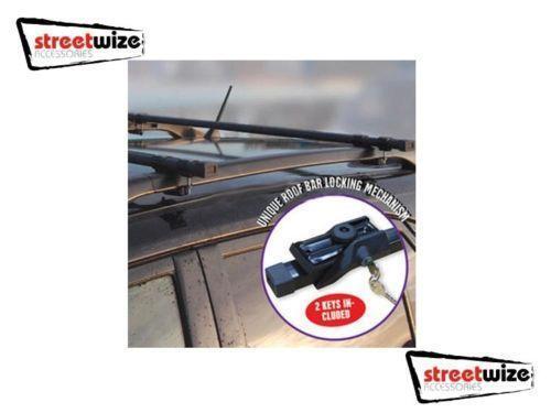 Peugeot 207 SW Roof Bars