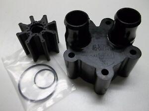 mercruiser water pump diagram 1999 yamaha big bear 350 wiring kit ebay new impeller bravo 46 807151a14 18 3150 sea raw