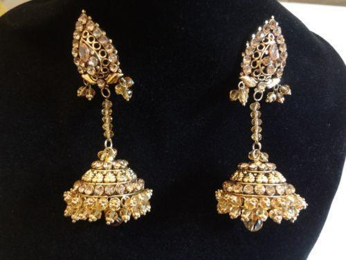 Pakistani Earrings EBay