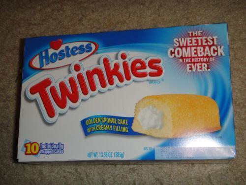 Hostess Cakes: Desserts