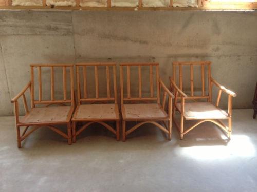 Bamboo Sofa  eBay
