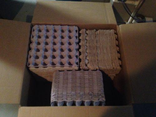 Egg Carton Flats Poultry  eBay