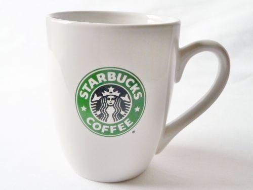 Tall Starbucks Coffee Mug  Ebay