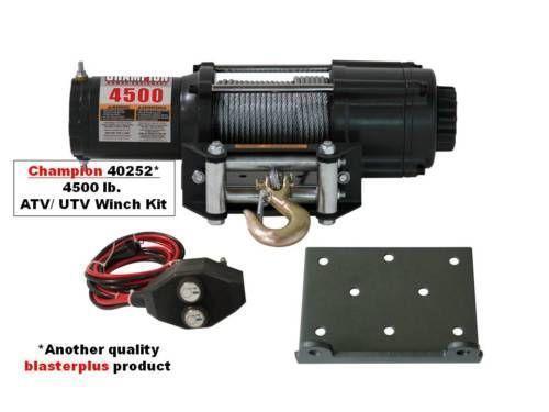 warn winch contactor wiring diagram 1998 dodge ram 1500 infinity stereo champion | ebay
