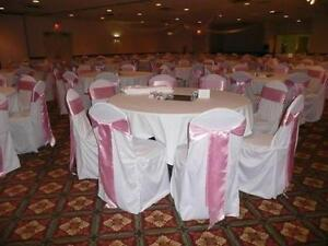 chair covers for weddings santa hat white venue decorations ebay 50