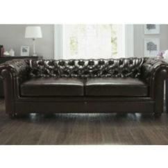 Chesterfield Sofa Bed American Furniture Warehouse Sleeper Ebay