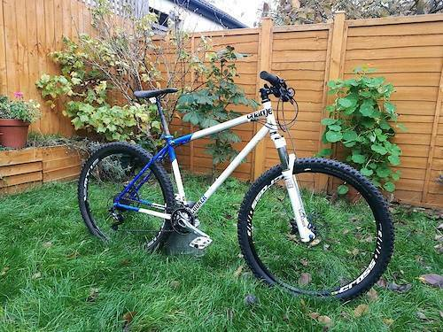 charge cooker 29er in