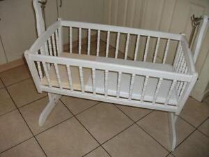 Swinging Crib Ebay