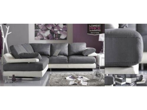 ebay uk leather corner sofa bed madeline havertys csl |