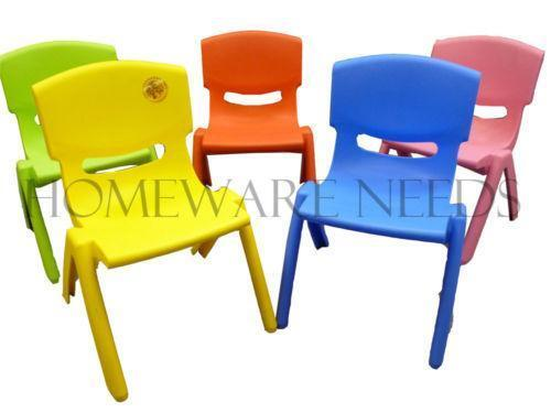 childs table and chair set mat nursery school chairs | ebay