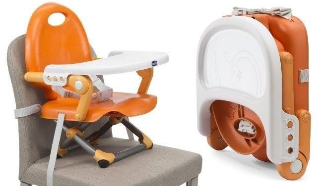 portable high chair chicco revolving amazon folding travel baby feeding in barnet london