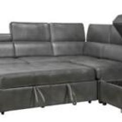 Montreal Sectional Sofa In Slate Barcelona Buy And Sell Furniture Calgary Kijiji Classifieds 2 Piece Leather Air Adjustable Headrest 1398