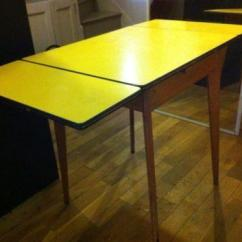 Retro Kitchen Table Contractor 50s Formica | Ebay