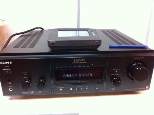 Sony 9000ES: TV. Video & Home Audio   eBay
