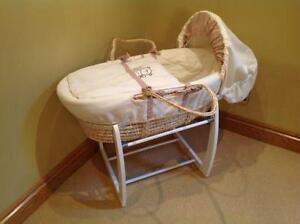 Mamas And Papas Moses Basket Mattress