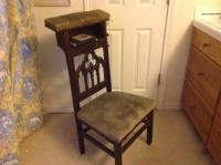Antique Prayer Chair | Antique Furniture