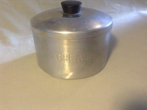 Grease Canister  eBay