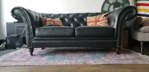 chesterfield sofa london second hand dane decor sofas buy new used goods near you find everything black couch