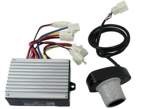 Ezgo 36v Battery Wiring Diagram 36 Volt Controller Sporting Goods Ebay