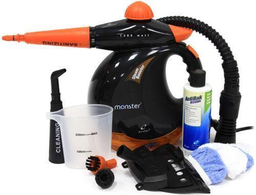 Monster Steam Cleaner  eBay
