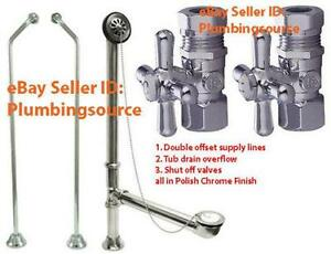 kitchen sink drain catcher cabinet hardware cheap tub drain: plumbing & fixtures | ebay