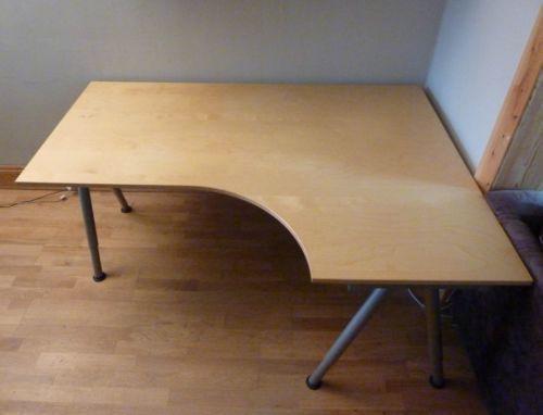 IKEA Galant Desks  Computer Furniture  eBay