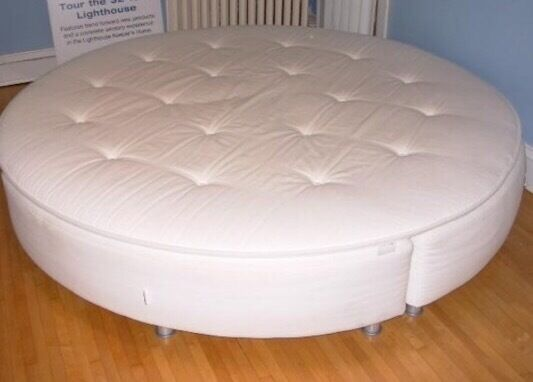 Ikea 8ft Round Bed