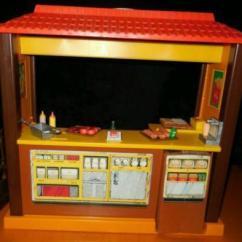 Barbie Kitchen Playset Contemporary Ideas Mcdonalds   Ebay