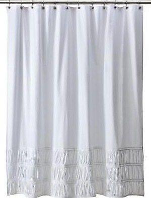 Cotton Shower Curtain  eBay