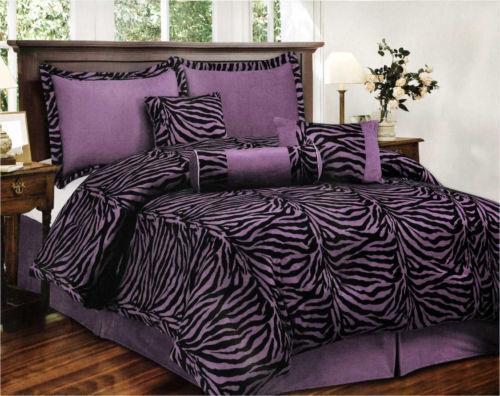 King Size Zebra Bedding Ebay