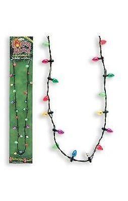 Christmas Light Necklace  eBay
