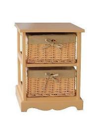 Wicker Bathroom Cabinet | eBay