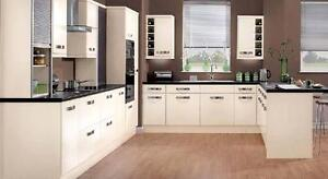 complete kitchen built in cabinets ebay fitted kitchens