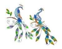 Metal Peacock Wall Art | eBay