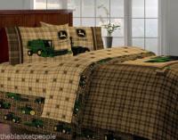 John Deere Bedding Set | eBay