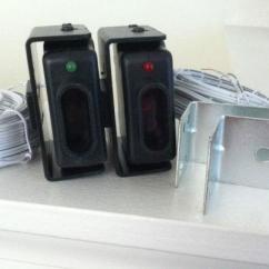 Garage Door Remote Programming Redline Brake Controller Wiring Diagram Genie Sensor | Ebay
