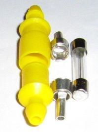 Glass Fuse Holder   eBay