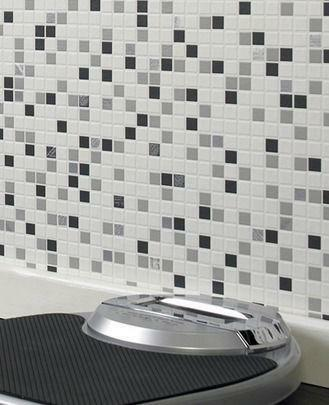 Tiling on A Roll Wallpaper  Wall Coverings  eBay