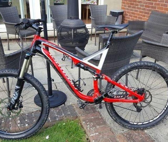 Specialized Stumpjumper Fsr Comp Bike Dh Full Suspension Mtb