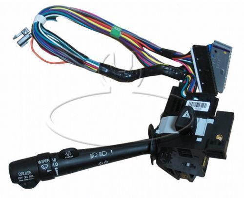 1996 Jeep Cherokee Headlight Switch Wiring Diagram Multi Function Switch Ebay