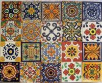 Mexican Tile 6x6 | eBay