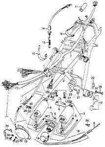 1976 honda cb750 wiring diagram telephone handset harness auto electrical