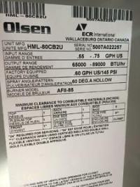 Oil Furnace | Kijiji: Free Classifieds in Ontario. Find a ...