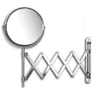 Arm Extension Wall Mount Mirror Chrom Bathroom Mirror | eBay