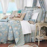 Natural Shells Bedding | eBay