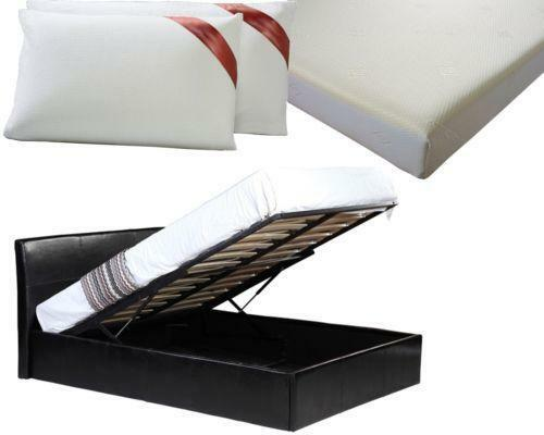 Single Bed Lift Up Storage Ebay
