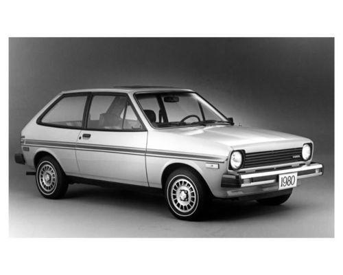 1980 Ford Festiva Wiring