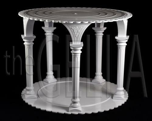Wedding Cake Columns EBay