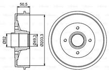 Brake Drum 203,3mm 51mm Fits NISSAN March Micra 3 Note